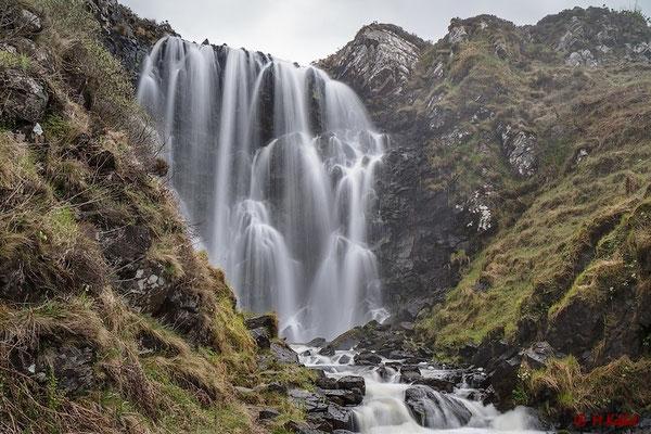 Clashnessie Wasserfall