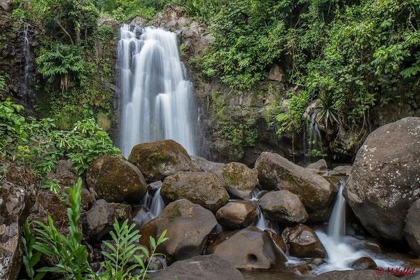 Wasserfall im Usambara Gebirge