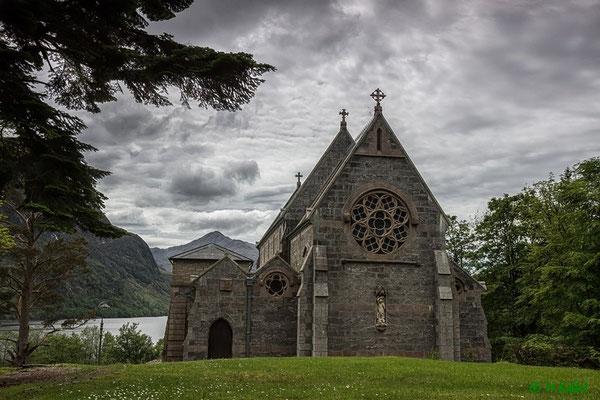 Kirche in Glenfinnan
