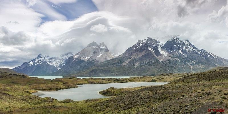 Chile: Lago Nordenskjöld