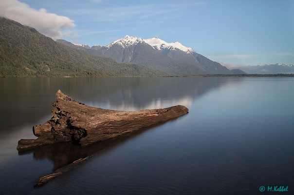 Chile: Am Lago Yelcho