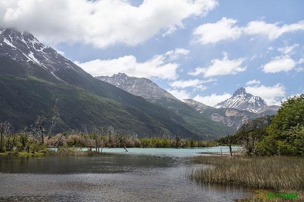 Chile: Am Rio Chepu