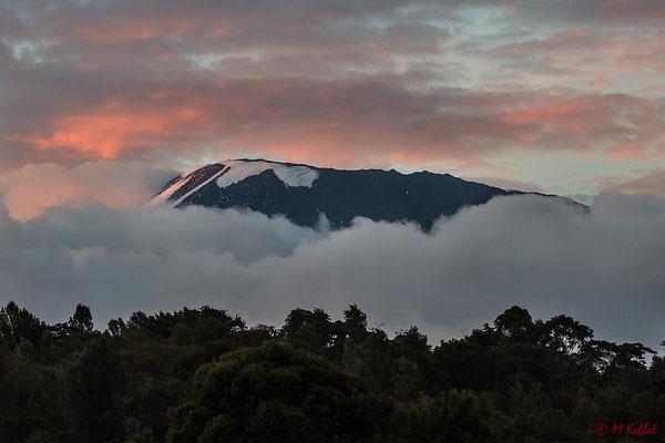 Kilimanjaro am Abend