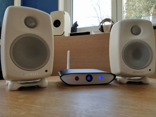 Ifi Audio Zen Blue - Genelec G One