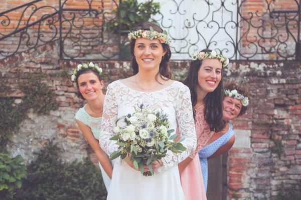 Photographe mariage albi tarn, photo de groupe