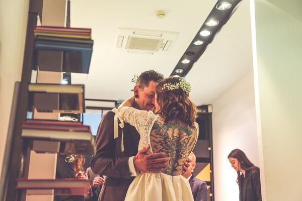 photographe mariage, découverte des mariés