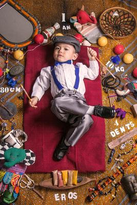 Séance photo smash the cake toulouse, photographe bébé toulouse, portrait bébé 1 an