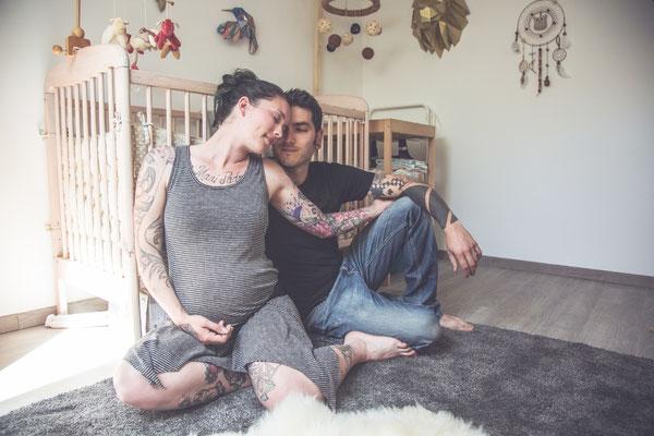seance photo grossesse a domicile toulouse albi