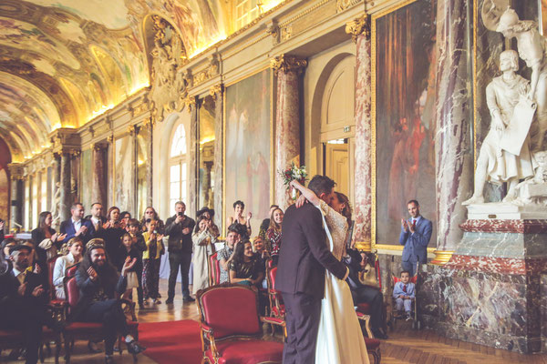 photographe de mariage albi tarn, photos de cérémonies de mariage