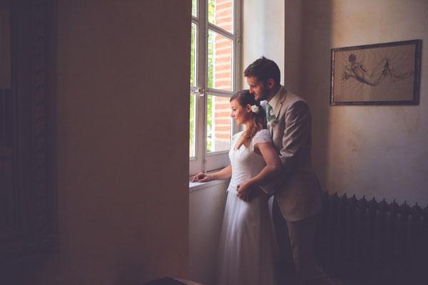 Photographe de mariage Albi et Castres, photos de couple