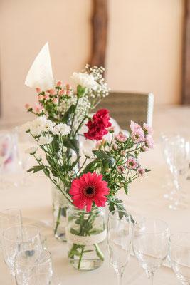 Photographe mariage albi tarn, photo de la salle de réception