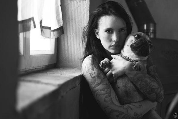 photographe chien toulouse, séance photo chien toulouse