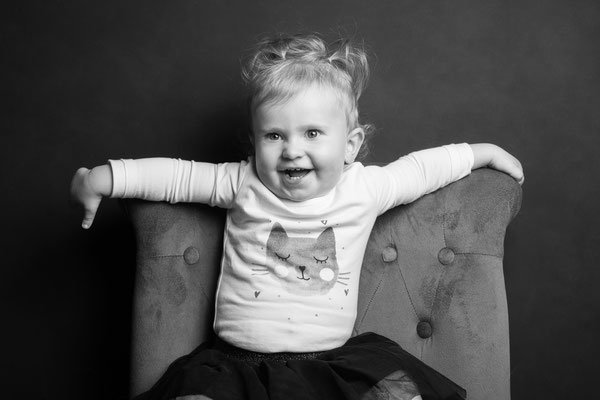 Séance photo bébé, photographe bébé Toulouse, portrait bébé 1 an