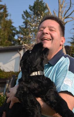"""Unser ROCKY """"Amarok v.d.bay.Bären"""" möchte auch noch in einer liebevollen Familie ein schönes Hundeleben geniesen"""