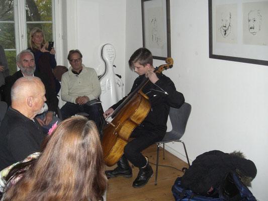 Musik-Salon 2014. Foto: Wolfgang Brammen