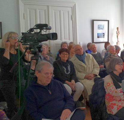 """Vortrag """"Kiel und die Hanse"""" 12.03.17 / Foto: Wolfgang Brammen"""