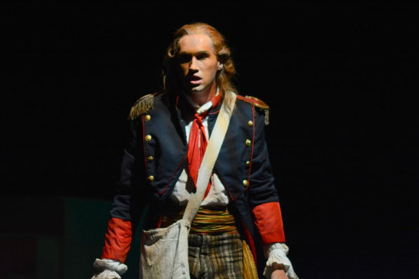 Les Miserables, Seagle Music Colony, New York. Foto: James Carnahan