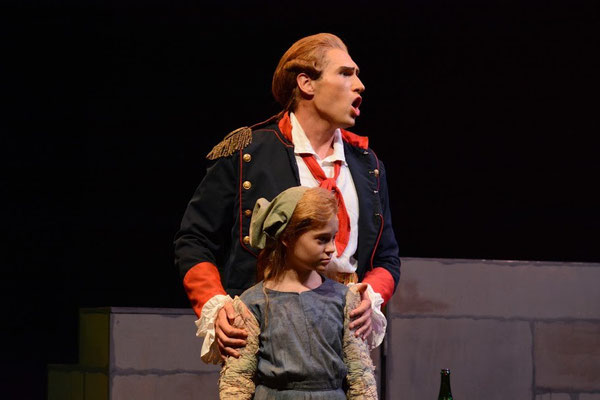 Les Miserables, Seagle Music Colony. Photo: James Carnahan