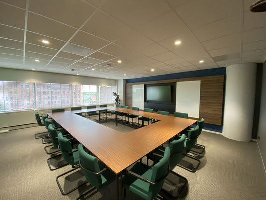 Meetingroom. ©Fuse Elektrotechniek