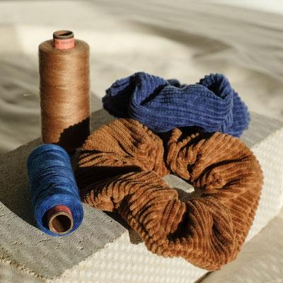 Scrunchies - Zacamo - Scrunchiepaar - Scrunchie Set - Haargummi - Zopfgummi - Haarband