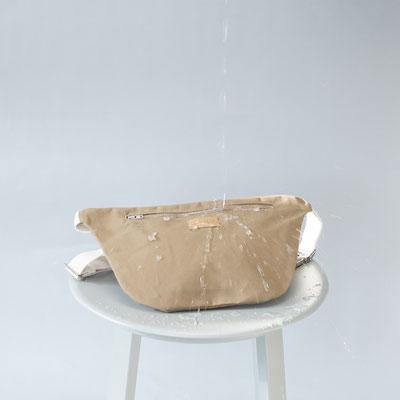 bauchtasche braun - Zacamo - Tasche wasserfest - wasserabweisend - Tasche wasserabweisend