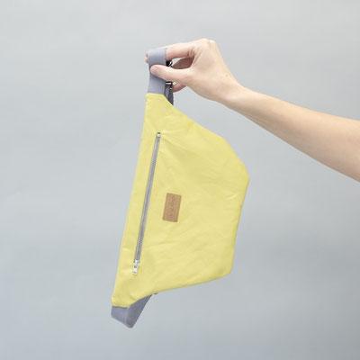 Bauchtasche Ubangi yellow - Zacamo - Bauchtasche gelb - Tasche - Handtasche