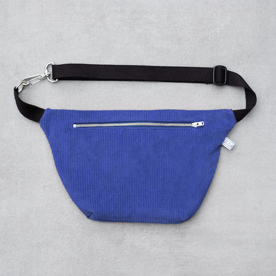 Bauchtasche Zacamo - Tasche - Handtasche - Crossbodybag - Bumbag - ZACAMO - kobaltblau