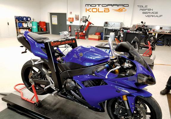 Motorrad Kolb Werkstatt