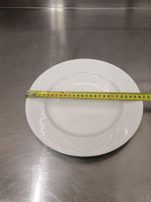 Grande assiette (300 disponibles)