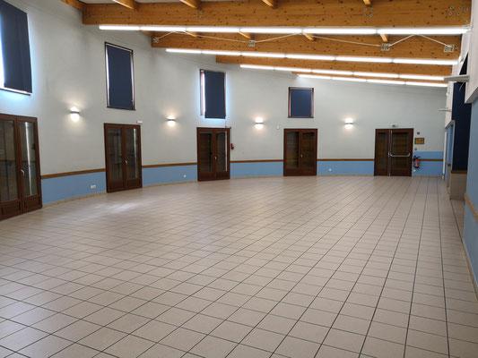 Vue grande salle