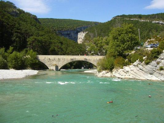 Unterwegs in den sagenhaften Gorges-du-Verdon
