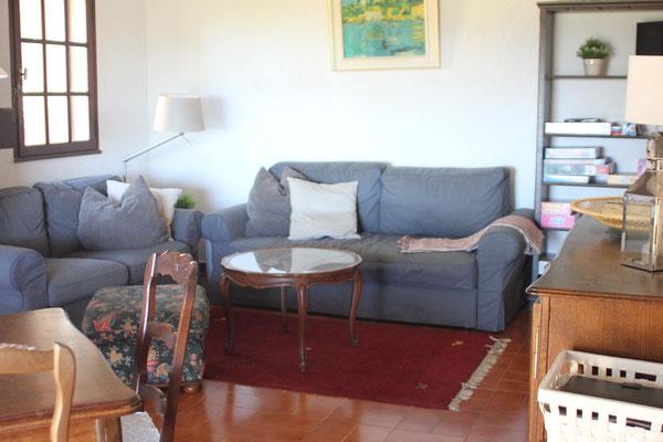 Passende Polster für die neuen Sofas