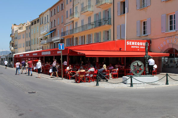 Tagesausflug nach Saint-Tropez