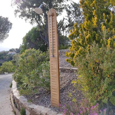 Für die Erfrischung zwischendurch: eine neue Außendusche (2021)