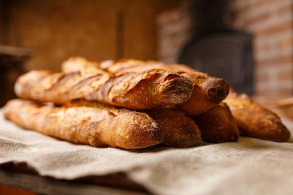 Mmmhh... Lecker Baguette! © Bildagentur_Intuitivmedia / pixabay