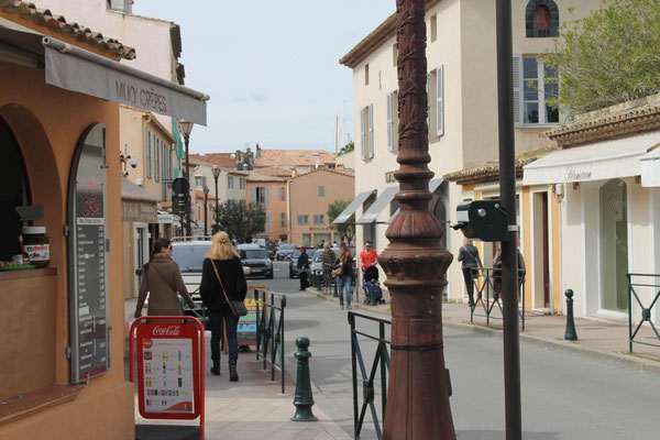 Saint-Tropez im Winter