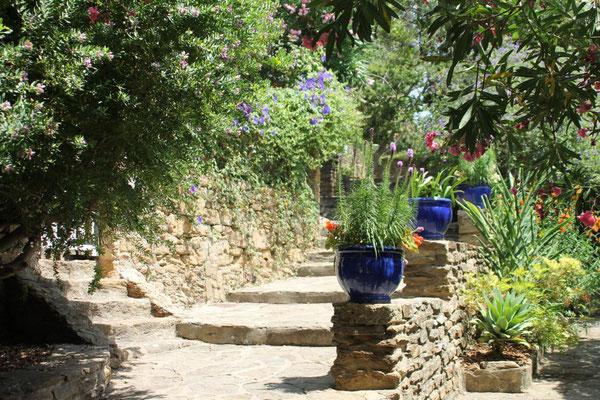 Unterwegs in Bormes-les-Mimosas