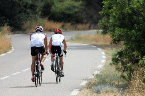 Fahrradfahren und MTB im Mauren-Massiv