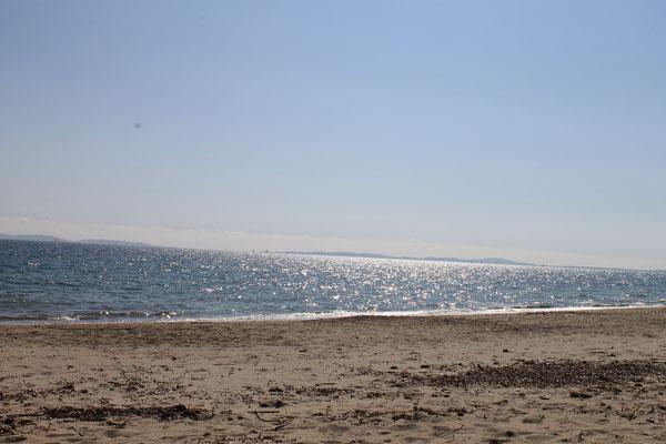 Die Côte d'Azur im Winter