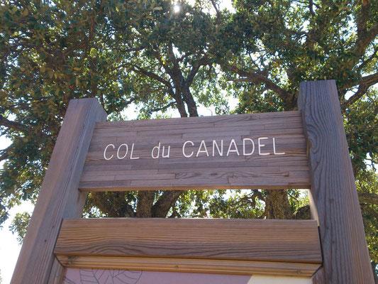 Col du Canadel