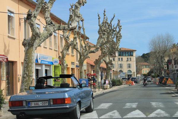 Saint-Tropez ohne Touristenmassen