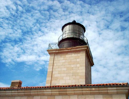 Der Leuchtturm von Porquerolles