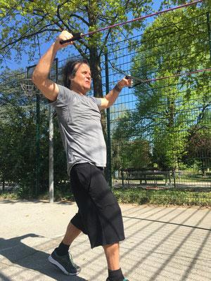 Kraft und Ausdauer durch funktionales Training