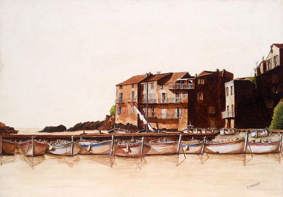 Erbalonga-Le Port - 116 x 81 cm
