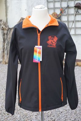 1- Softshell R231 F-M Result Core    46 Euro