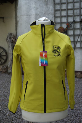 6- Softshell R231 F-M Result Core    46 Euro