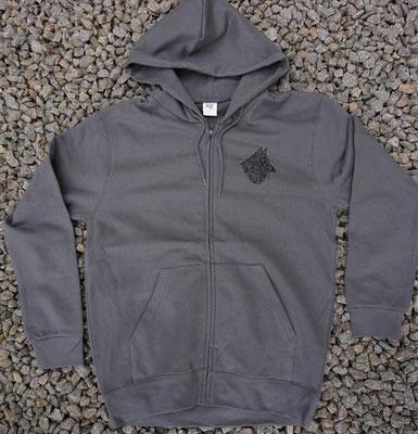 10- Zip-Hooded-Jacke SG 29 - 45 Euro - Motiv vorne 02760 und hinten 02770