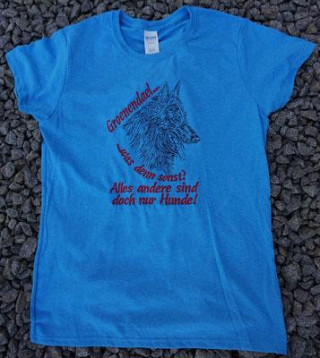 13- Gildan T-Shirt bestickt mit Motiv 02798 Groenendael Preis 25 Euro