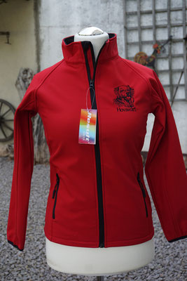 5- Softshell R231 F-M Result Core    46 Euro