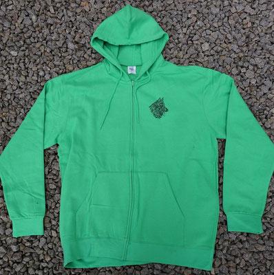 8- Zip-Hooded-Jacke SG 29 - 45 Euro - Motiv vorne 02760 und hinten 02770